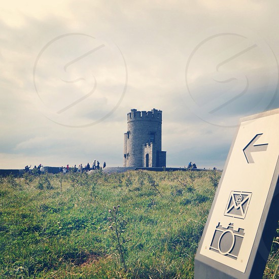 Photo Opportunity @ Cliffs of Moher #Ireland  photo