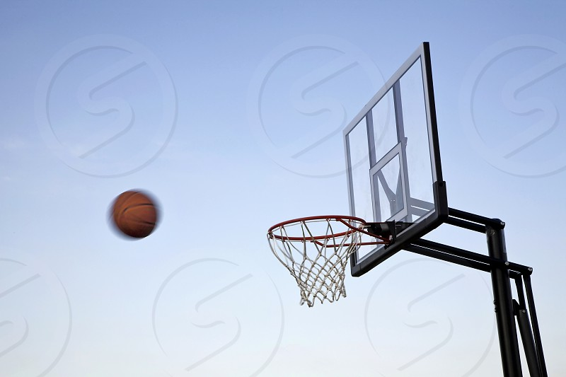 Basketball Hoop photo