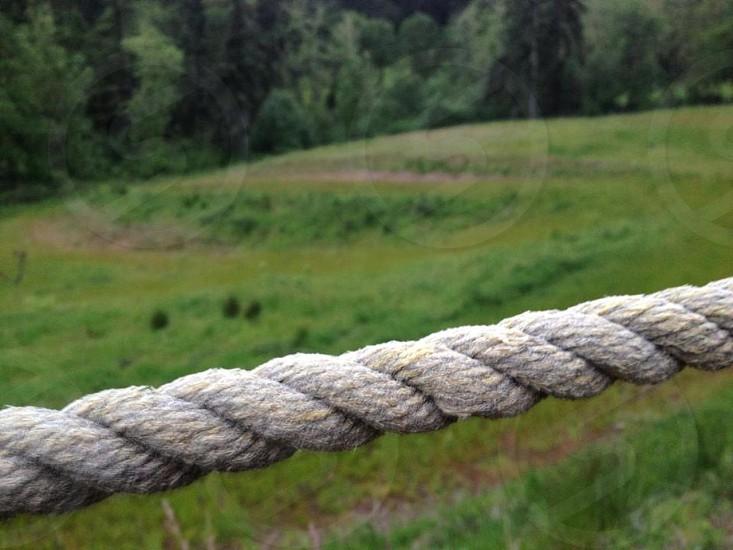 large rope photo