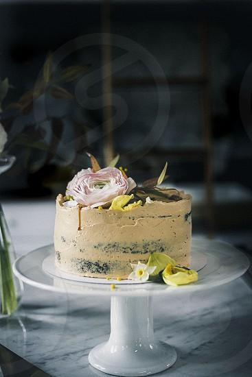 Salted Caramel Chocolate Cake photo