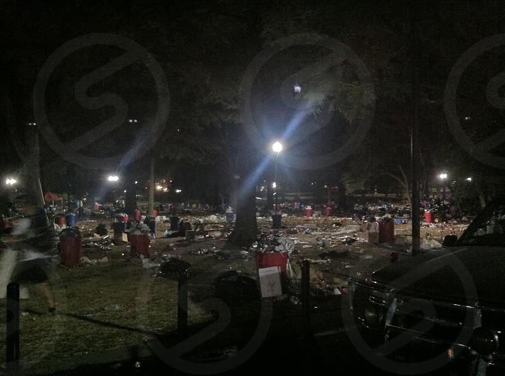 Party after a College Football Game photo