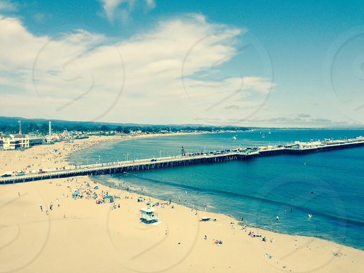 Pier - Santa Cruz CA photo