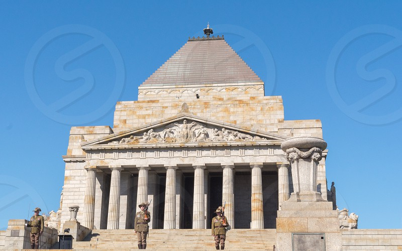 Shrine of Remembrance photo