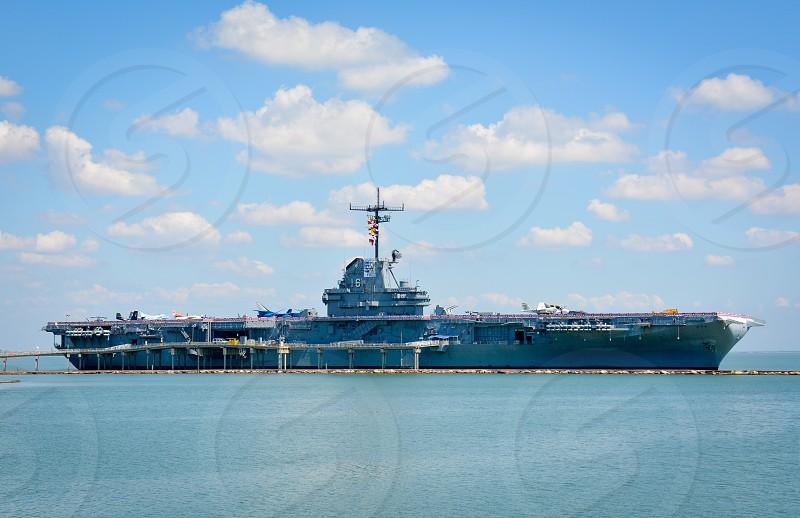 USS Lexington Corpus Christi Texas photo
