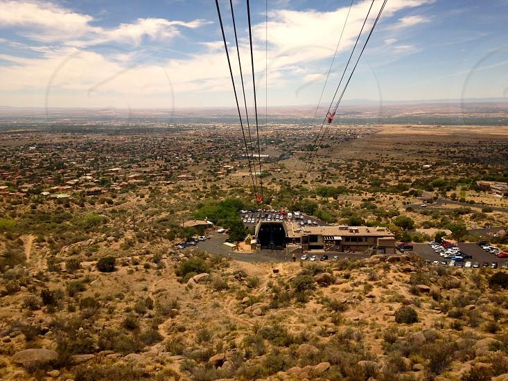 Sandia Peak Tramway - Albuquerque photo
