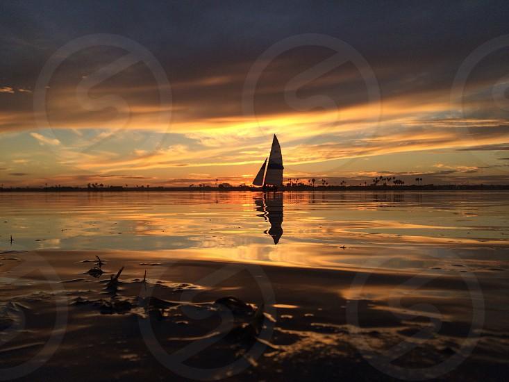 Sail away on Sail Bay San Diego photo
