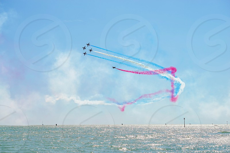 Airbourne Airshow at Eastbourne 2014 photo