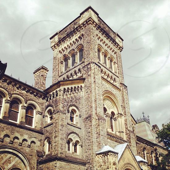 University of Toronto Canada 2014. photo