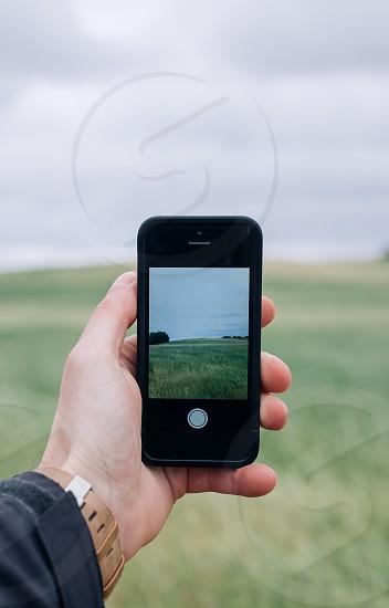 Capture photos on smartphones photo