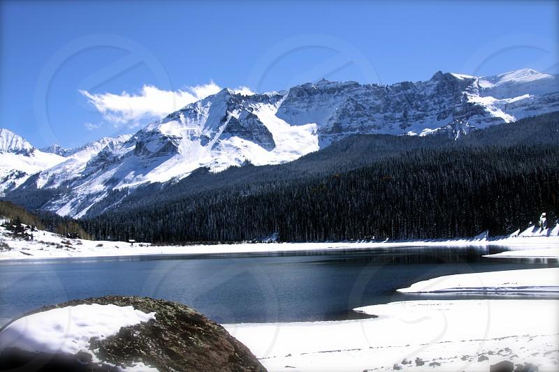 Trout Lake CO photo