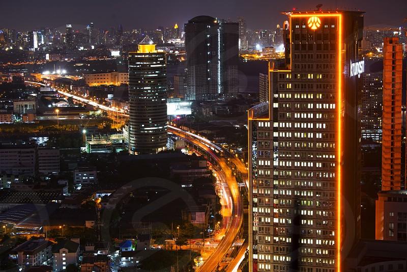Rama III at night photo