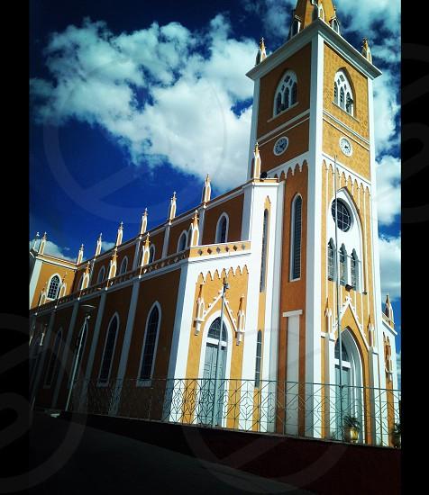 Church in northeast of Brazil photo
