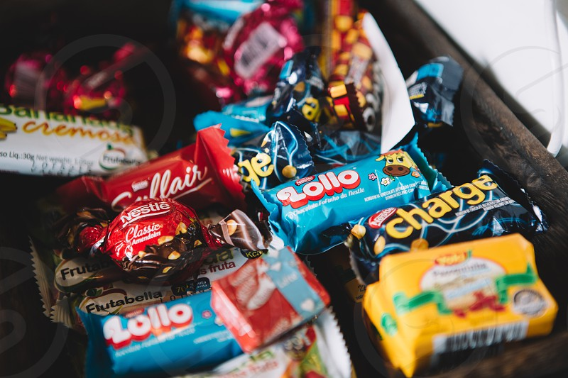 lollo charge and nestle classic chocolate packs photo
