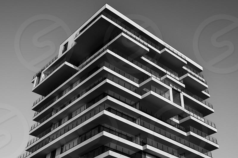 Architecture Black&White photo