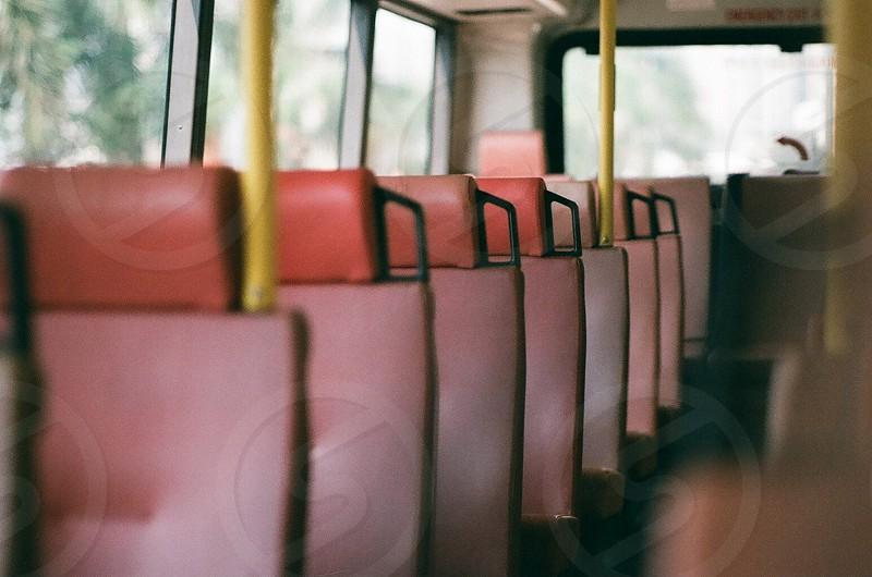 Hong Kong Bus@Oct2013 (Nikon Fm2 Fuji iso200) photo