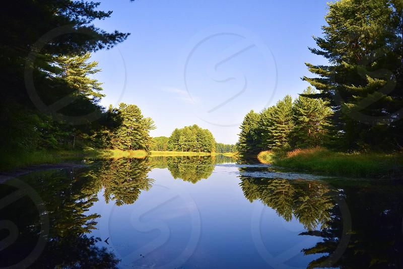 Complete Reflective Calm photo