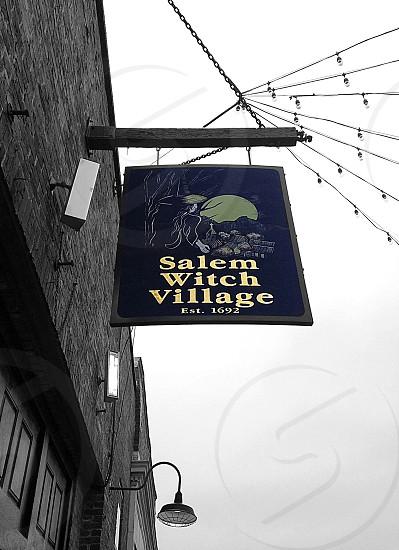 Witch City Salem Massachusetts - history surrounds you photo