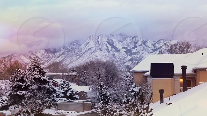 Utah in Winter photo