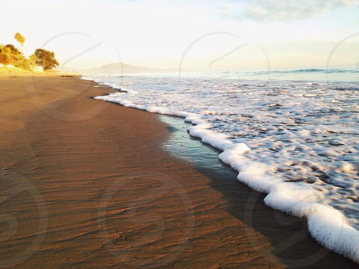 sandy beach photo