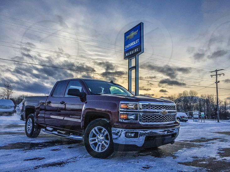 Chevrolet Silverado photo