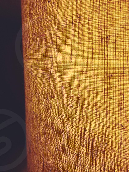 brown lampshade photo