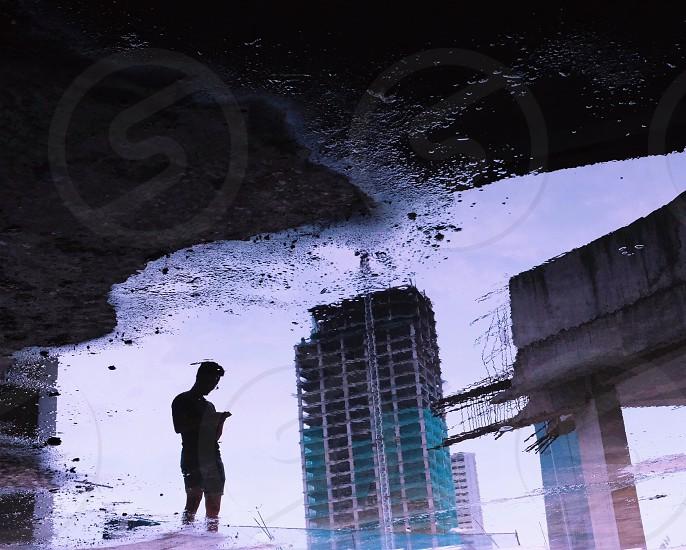 high rise buiding photo