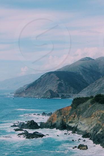 Big Sur California Coast photo