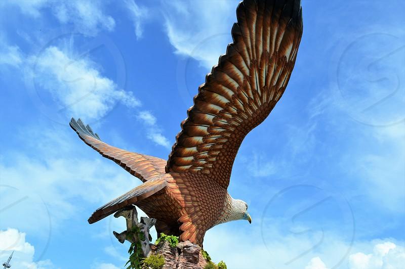 Eagle square Langkawi photo