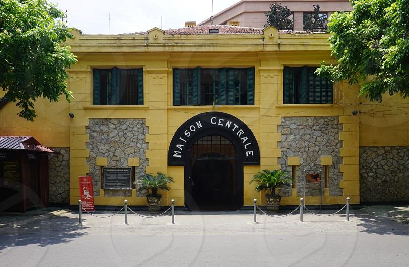 Hỏa Lò Prison - Hanoi Vietnam photo