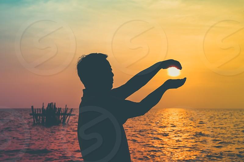 Catch the sun photo