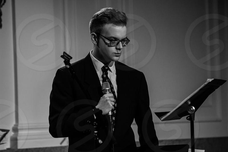 Sam Jones jazz vocalist photo