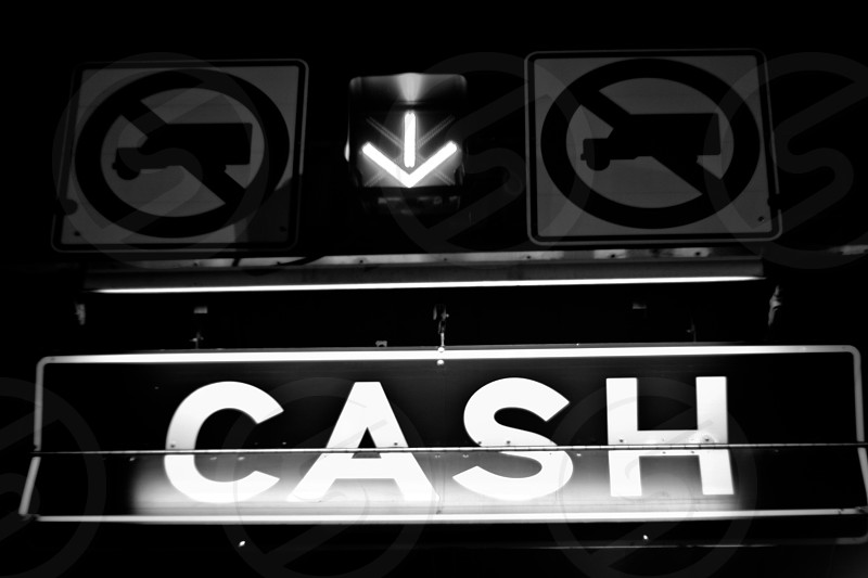 cash here photo