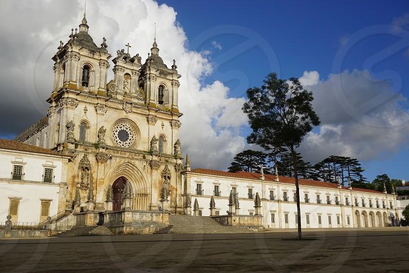 Alcobaça Monastery - Alcobaça Portugal photo