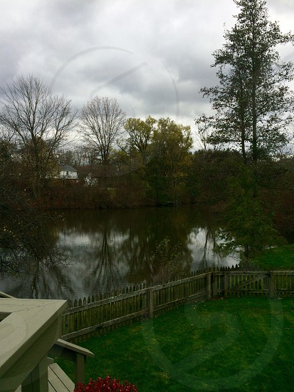 House on chagrin river beautiful Cleveland suburb  photo