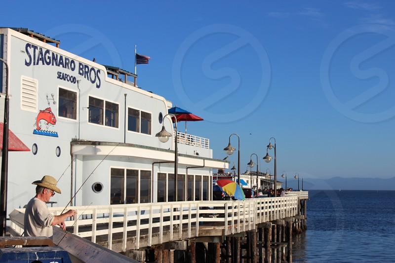 Santa Cruz Warf photo