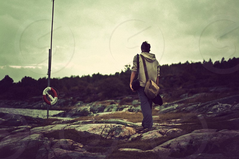 Lost in Norway. photo