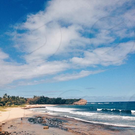 Hawaiian Coastline photo