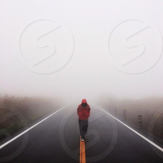 foggy mood photo