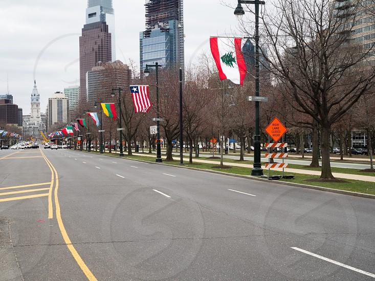 The Benjamin Franklin Parkway photo