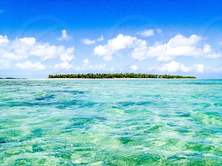 Необитаемый остров photo