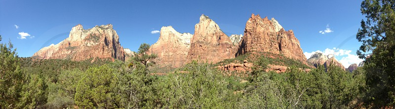 Zion National Park photo