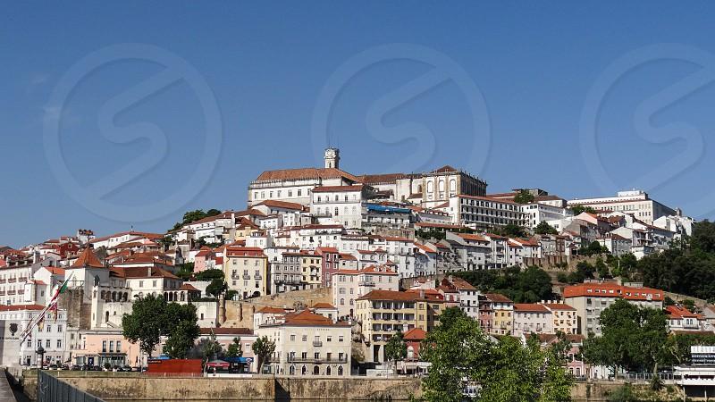 Skyline & Cityscape Coimbra Portugal photo