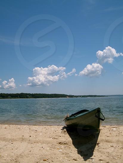 Kayak adventure. Long Island NY photo