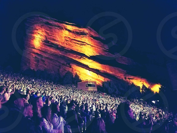 Red Rocks Natural Amphitheater photo
