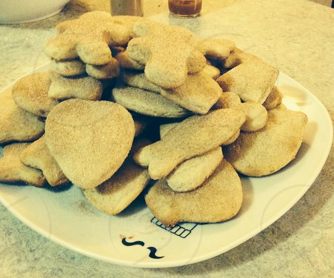Grandma cookies photo