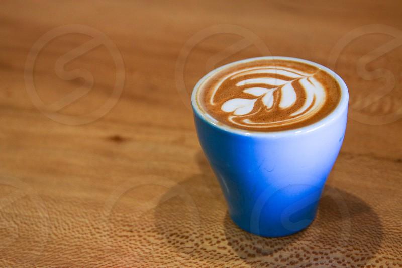 Dory Deli beautiful coffee - right orientation photo