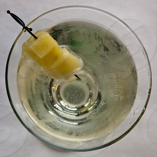Martini Cocktail photo