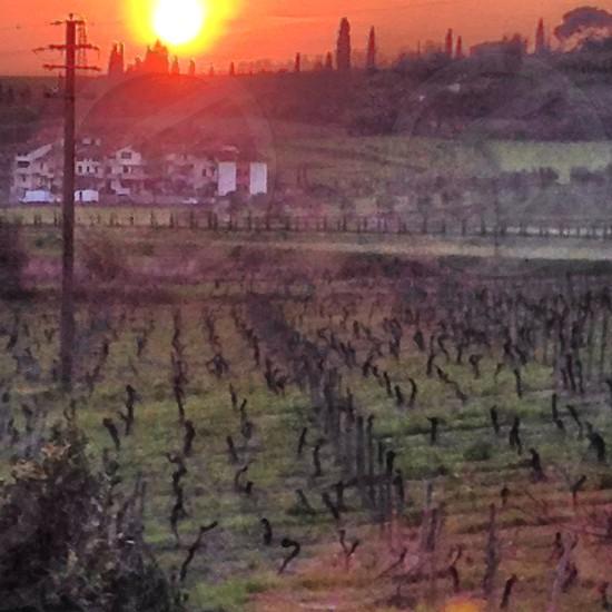 Tuscany country photo