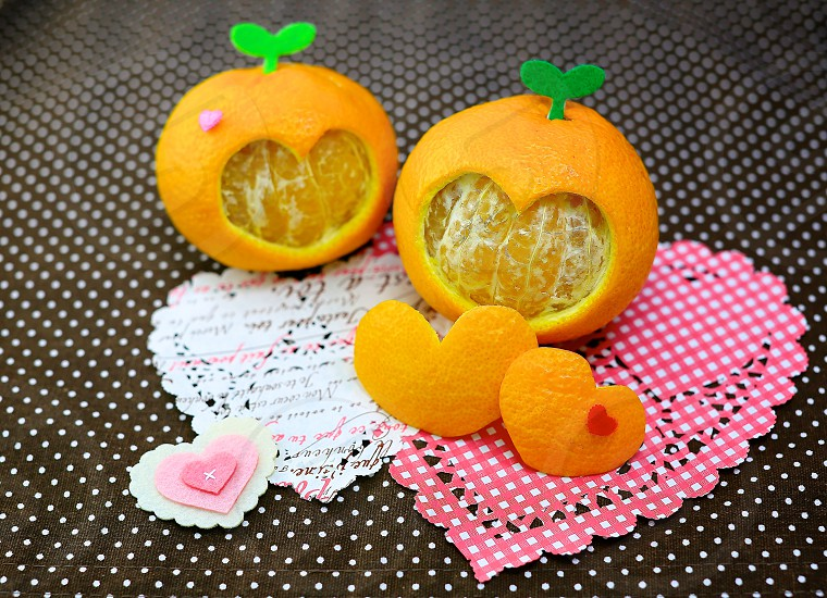 Orange Lovers♡ (1) photo