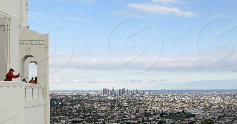 Griffith Observatory Los Angeles photo